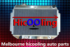 3 Row aluminum radiator for HOLDEN HQ HJ HX HZ 253 & 308 V8 Holden engine