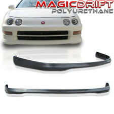 Aftermarket made for 94-97 Acura Integra DC2 JDM Front Bumper Lip Urethane