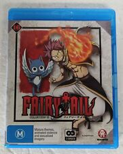 FAIRYTAIL COLLECTION 16 Episodes 176-187 BLU-RAY 2-DISC Region-B oz seller Anime
