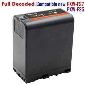 1x Kastar Battery for Sony BP-U60 BP-U66 PMW-300 PMW-EX1 PMW-EX1R PMW-EX3