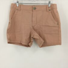DKNY JEANS - WOMEN'S SIZE 10 - LIGHT PINK DUSTY ROSE SHORTS - NWT