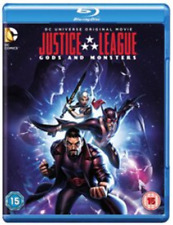 Justice League: Gods and Monsters (Uk Import) Blu-ray New