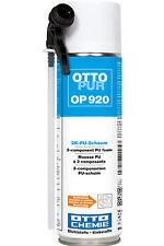 OTTOPUR OP920 400 ml 2 K Mousse pour chambranle de montage rapide PU