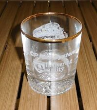 Older Scotch Glass - CP Rail System Transportation - Train Engine - Railway