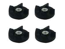 4pcs New Rubber Gear Spare Parts for Cross/Flat Blade Magic Bullet Blenders