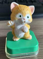 Hallmark Merry Miniatures Kitten stamper