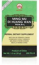 Min Shan, Ming Mu Di Huang Wan, 200 ct