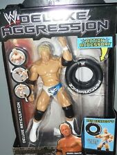 WWE Deluxe Aggression Chris Benoit Series 7 Action Figure
