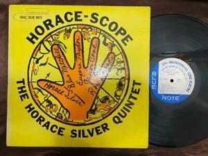 ORIGINAL! HORACE SILVER HORACE-SCOPE BLUE NOTE INC. BLP 4042 RVG EAR DG US LP
