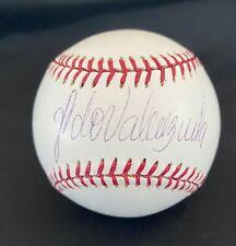 Fernando Valenzuela Signed Autographed MLB Baseball LA Dodgers W/COA