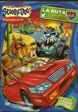 Que Hay de Nuevo Scooby-Doo? LA RUTA EMBRUJADA- Route Scary Six Vol.9(DVD)