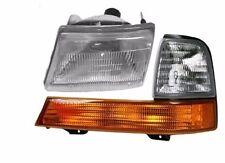 1998 1999 2000 FORD RANGER HEAD LIGHT AND CORNER LAMP LEFT DRIVER SIDE