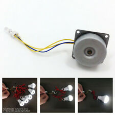 Three Phase DIY AC Micro Brushless Wind Power Hand Cranked Generator Motor 3-12V
