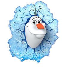 Wandtattoo Wandsticker Kinderzimmer Disney Olaf Frozen 42 x 52 W221