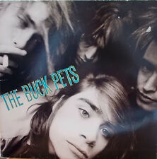 THE BUCK PETS - SELF TITLED. /EX+.  RARE 1989 US ISSUE. 910491