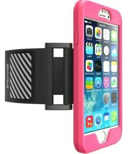Genuine Supcase Sport Armband Case Cover iPhone 6,6s Gym Running PINK1yrWarranty