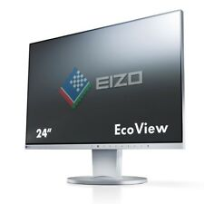 "Eizo FlexScan EV2450 23.8"" Full HD Monitor  VGA  DVI  HDMI  Display Port RETOURE"