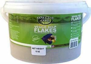 Omega One Super Veggie Kelp Flakes 12 oz