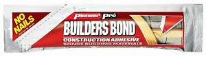 Builder's Bond Construction Adhesive- DIY Use, 100gr pouch- Easy to use