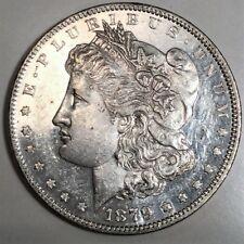 1879-O Morgan Silver Dollar Beautiful High Grade Coin Rare Date