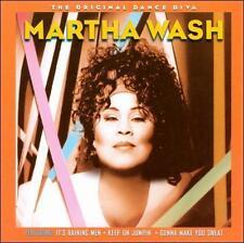 Martha Wash - Original Dance Diva - New factory Sealed CD