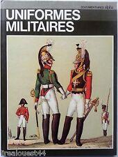 Uniformes militaires Grange batelière 1973