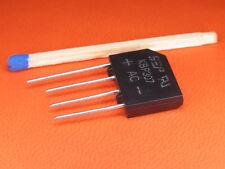 5 Stück Brückengleichrichter, KBP-307, 3A 700V