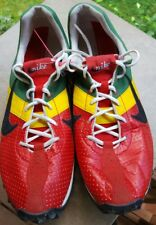 Nike Bill Bowerman 2005 Vintage Jamaican Colorway Track Running Shoes Size 11