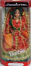 Expressions of India Roopvati Rajasthani 2001 Barbie, NRFB w/LN box