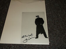 Joe Cocker signed 5x7 photo reprint