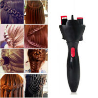 Magic Automatic Electric Twist Machine Knitted Device DIY Hair Braider Styling