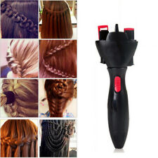 AM_ Magic Automatic Electric Twist Machine Knitted Device DIY Hair Braider Styli