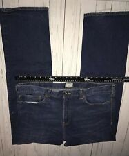 Dockers Pacific Collection 5-Pocket Straight Fit Stretch Jeans 40 x 32