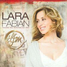 Lara Fabian TLFM Toutes Les Femmes En Moi CD