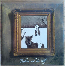 Rodina - Rodina And The Wolf Promo Album (CD) Collectable CD