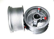 Garage Door Cable Drums for up to 12' High Door, 400-12 ( Pair )