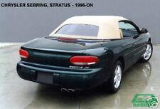 Heater/Defroster Glass for Chrysler Sebring top 96-On