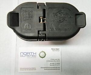 07-21 Grand Cherokee Durango Trailer Hitch Plug Connector 7 Way 4 Way 56055632AC
