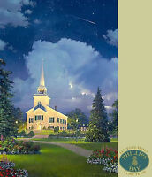 """The Heavens Proclaim His Glory"" William S. Phillips Fine Art Print"