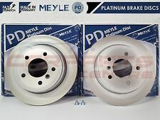 FOR AUDI A3 2.0 TDi TFSI QUATTRO FRONT MEYLE PD COATED BRAKE DISC DISCS 312mm