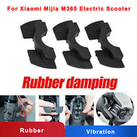 3X Modification Part Vibration Damper Cushions for Xiaomi M365 Electric Scooter