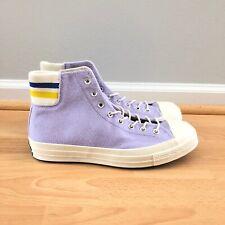 Converse Chuck 70 Retro Stripe High Top Wool Oxygen Purple Mens Size 10 163365c
