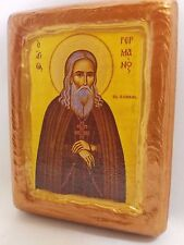 Saint Germanus Germanos Herman of Alaska Church Icon