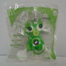 2006 Flicker Beats Green McDonalds Fast Food Toy Mint in Package #6 New