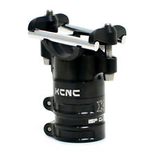 KCNC SP-9 ISP Majestic Seat Clamp 34.9/50mm Zero offset w/ Ti Bolt , Black