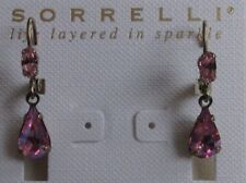 Sorrelli Lollipop Earrings EBF20AGLP antique gold tone