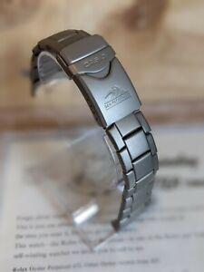 Mens New Old Stock Casio Sea Pathfinder Triple Sensor Watch Strap - 26mm