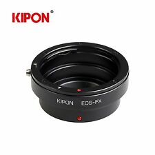 Kipon Adapter for Canon EOS EF Mount Lens to Fuji X-Pro1 X-E1 X-T1 X-M1 Camera