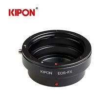 Kipon Adapter for Canon EOS EF Mount Lens to Fuji X-Pro1 X-E1 X-T1 X-M1 Camera