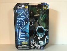 "ULTIMATE SAM FLYNN 12"" action figure TRON LEGACY Spin Master DISNEY 2010"
